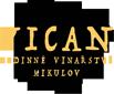 logo Vican rodinné vinařství